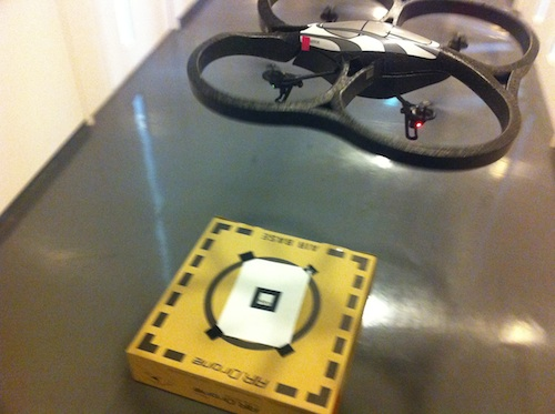 how to make ar drone